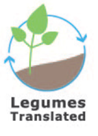 Legumes translated logo